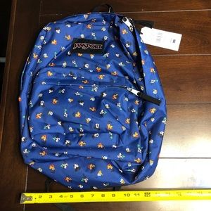 b73c45d2b45 Jansport Bags - Jansport Disney Superbreak Gang Dot Backpack